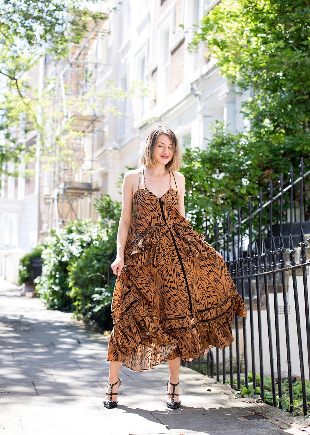 5 dresses styles for summer wedding