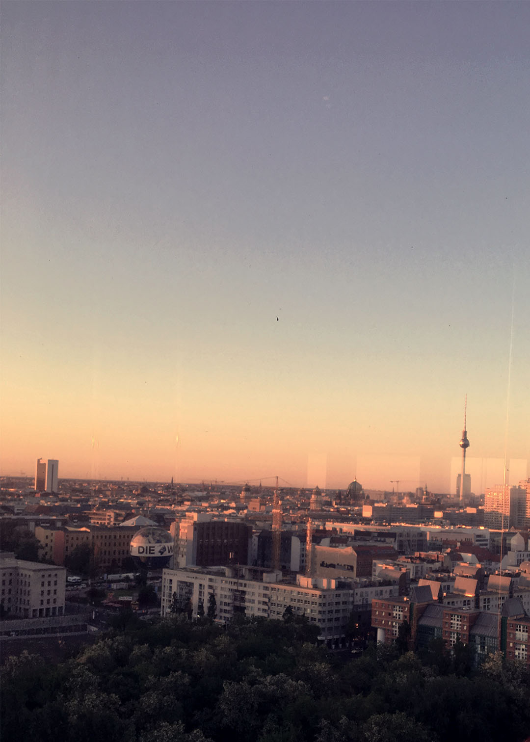 my top 5 places in Berlin