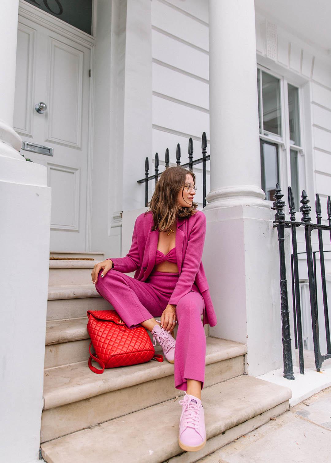 Sustainable fashion shopper
